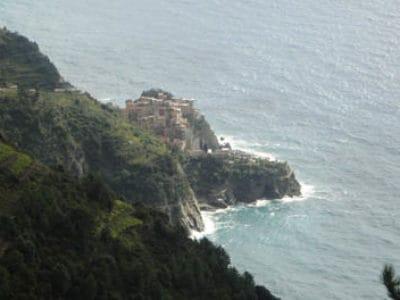 4. The Cinque Terre.