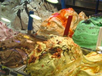 6. Taste the gelato.
