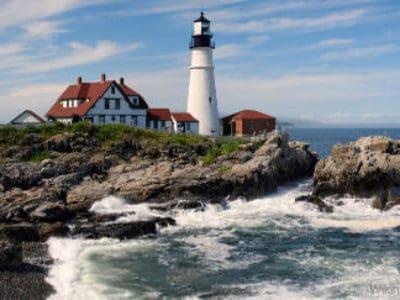 5. Ogunquit, Maine