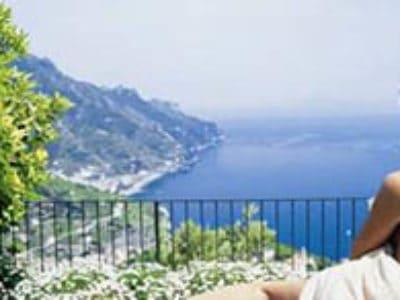 10. The Amalfi Coast.