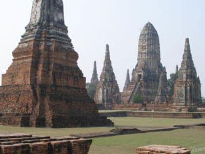 4. Ancient Cities – Ayutthaya