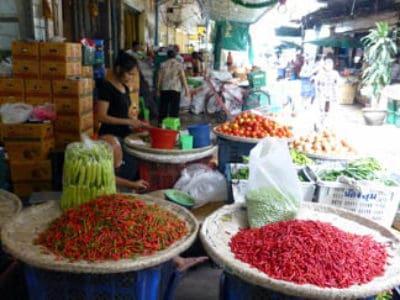 3. Food Stalls – Bangkok