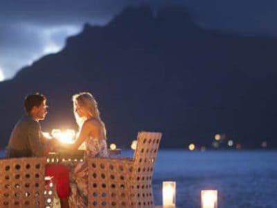 2. Romantic Beach Dinner Under the Stars.