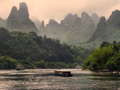 2. Li River – Guilin/Yangshuo