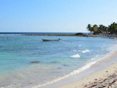 9. Paamul Beach.