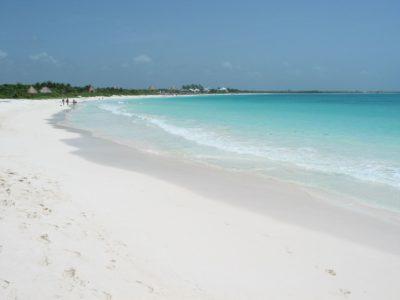 8. Playa Maroma.