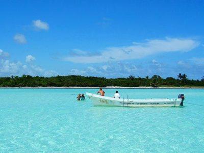 4. Sian Ka'an Biosphere Reserve Beaches.