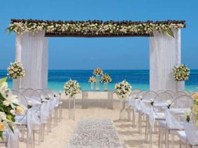 2. The Beach at Secrets Capri Riviera Cancun.