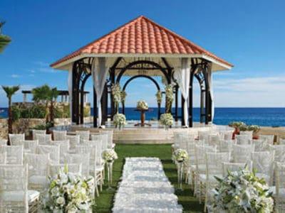 4. The Gazebo at Secrets Puerto Los Cabos Golf & Spa Resort.