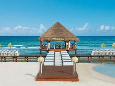 3. The Pier at Secrets Silversands Riviera Cancun.