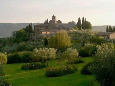 7. Tuscany.
