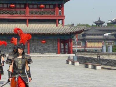 9. Ancient City Wall – Xi'an