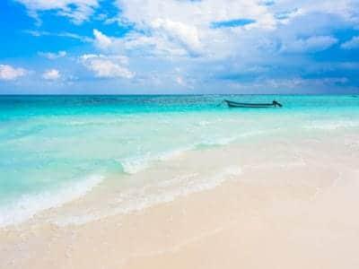 3. Xpu Ha Beach.