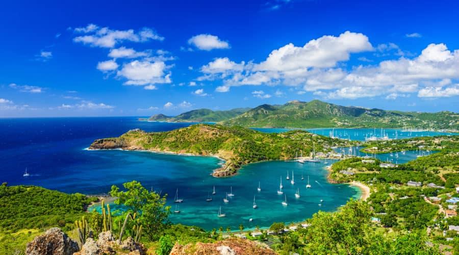 15. Antigua