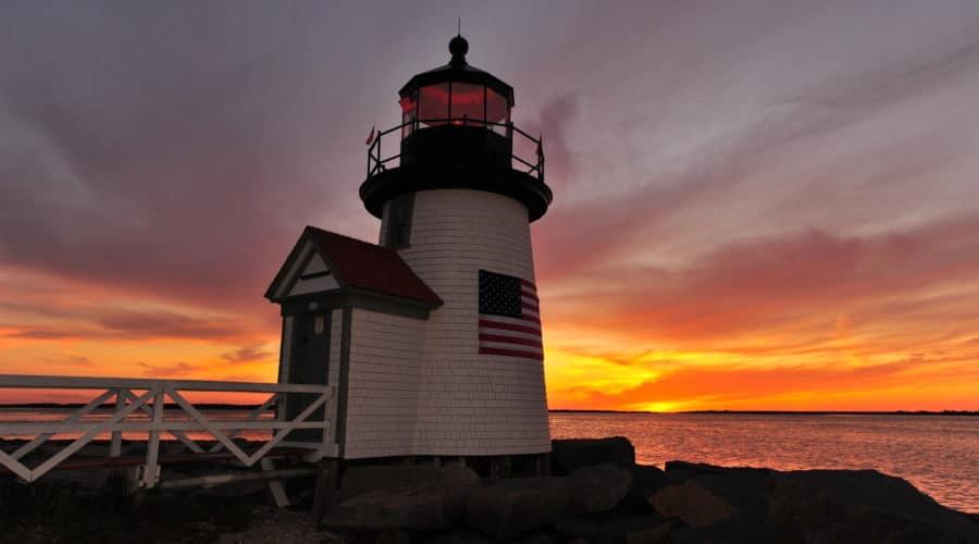 13. Nantucket