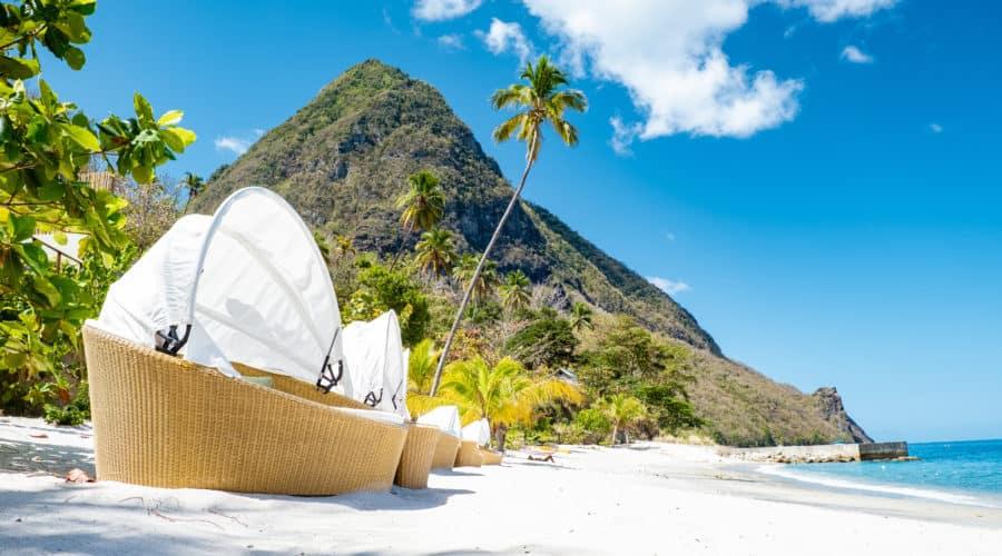 2. Saint Lucia